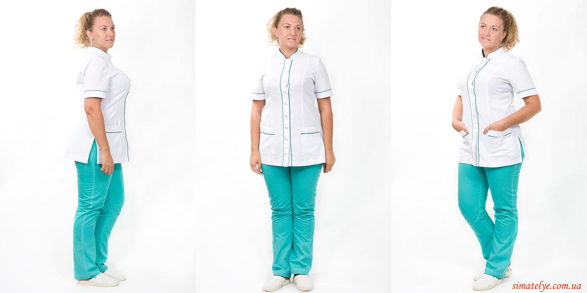 Медицинский костюм детский